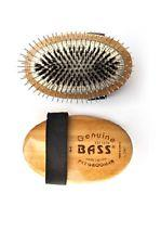 The Bass Multi-Sectioned Palm Pad - 100% Bamboo Brush Pad