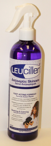 Leucillen, The Most Powerful, Non-Toxic, Non-Irritant Antiseptic Available