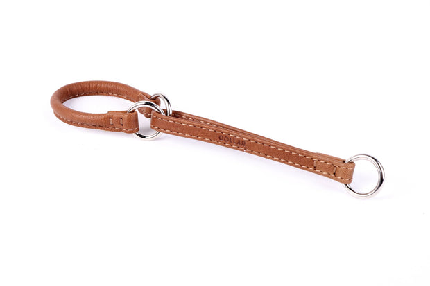 Collar Soft Leather Martingale Collar