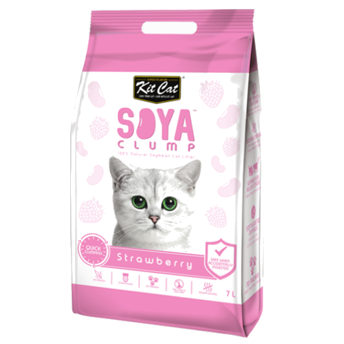 Kit Cat Soya Clump Cat Litter
