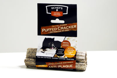 QChef Dental Power Puffed Cracker