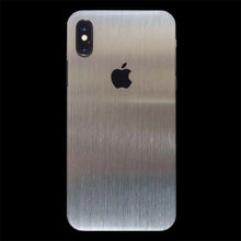 Brushed Aluminium / Back Only / Absolutely YES! 7 Layer Skinz Custom skin wraps