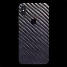 Gunmetal Carbon Fiber / Back Only / Absolutely YES! 7 Layer Skinz Custom skin wraps