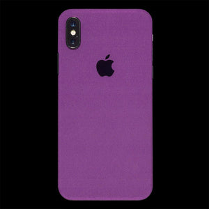 Apple iPhone X Skin - 7 Layer Skinz custom 3M skin wrap