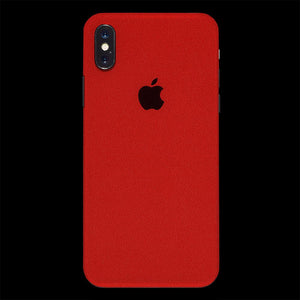 Matte Red / Back Only / Absolutely YES! 7 Layer Skinz Custom skin wraps