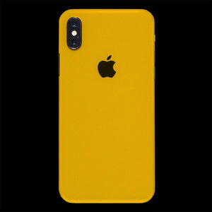 Matte Yellow / Back Only / Absolutely YES! 7 Layer Skinz Custom skin wraps