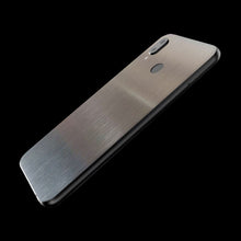 Brushed Aluminium 7 Layer Skinz Custom skin wraps