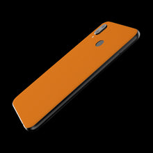 Matte Orange 7 Layer Skinz Custom skin wraps