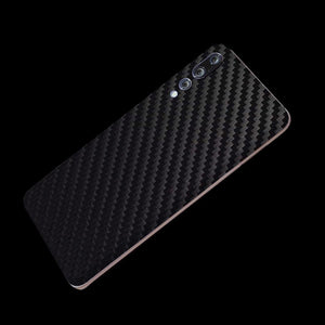 Black Carbon Fiber 7 Layer Skinz Custom skin wraps