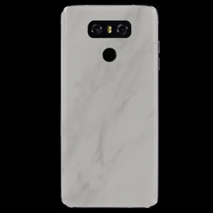 White Marble 7 Layer Skinz Custom skin wraps