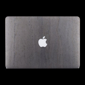 Concrete / Top & Bottom & Trackpad 7 Layer Skinz Custom skin wraps