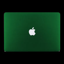 Matte Green / Top & Bottom & Trackpad 7 Layer Skinz Custom skin wraps