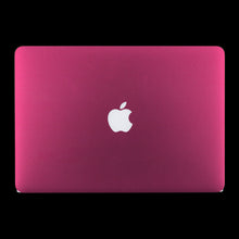 Matte Pink / Top & Bottom & Trackpad 7 Layer Skinz Custom skin wraps