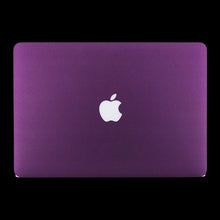 Matte Purple / Top & Bottom & Trackpad 7 Layer Skinz Custom skin wraps