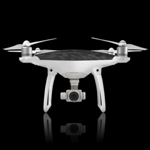 DJI Phantom 4 Skin - 7 Layer Skinz custom 3M skin wrap
