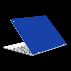 Matte Blue / Top & Trackpad 7 Layer Skinz Custom skin wraps