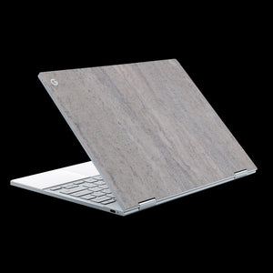 Concrete / Top & Trackpad 7 Layer Skinz Custom skin wraps
