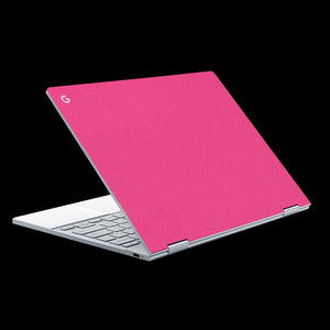 Matte Pink / Top & Trackpad 7 Layer Skinz Custom skin wraps