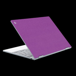 Matte Purple / Top & Trackpad 7 Layer Skinz Custom skin wraps