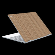 Zebrawood / Top & Trackpad 7 Layer Skinz Custom skin wraps