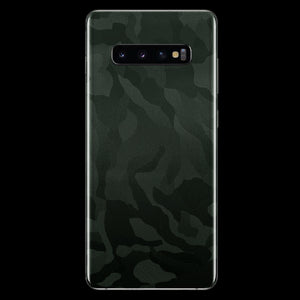 Green Camo 7 Layer Skinz Custom skin wraps