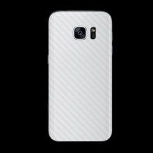 White Carbon Fiber 7 Layer Skinz Custom skin wraps