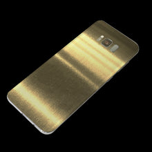 Brushed Gold 7 Layer Skinz Custom skin wraps