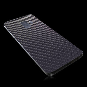 Gunmetal Carbon Fiber 7 Layer Skinz Custom skin wraps