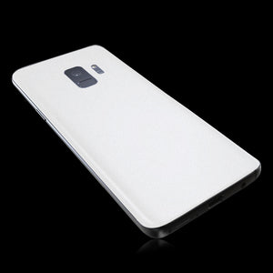 Matte White 7 Layer Skinz Custom skin wraps