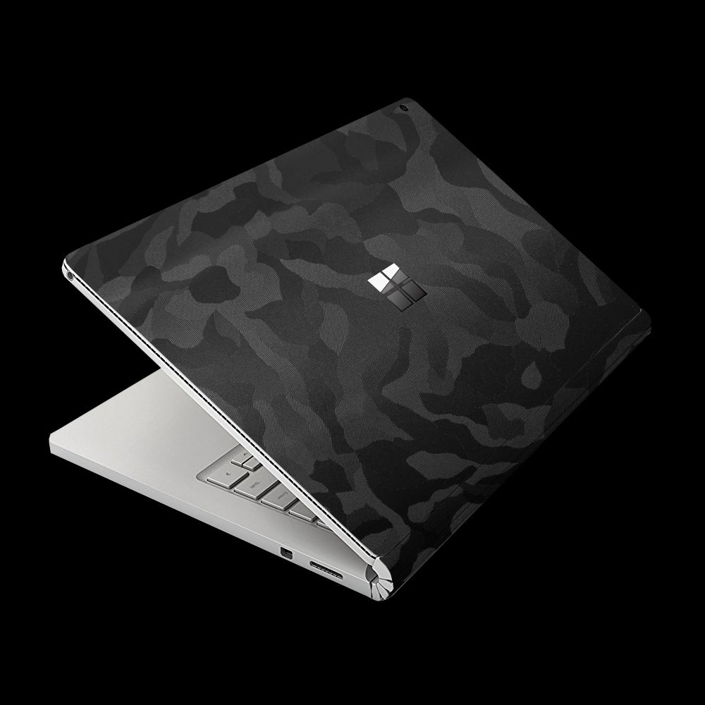 Stealth Camo / Top & Bottom & Trackpad 7 Layer Skinz Custom skin wraps
