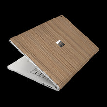 Zebrawood / Top & Bottom & Trackpad 7 Layer Skinz Custom skin wraps