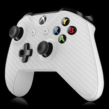 White Carbon Fiber / No 7 Layer Skinz Custom skin wraps