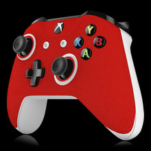Matte Red / No 7 Layer Skinz Custom skin wraps