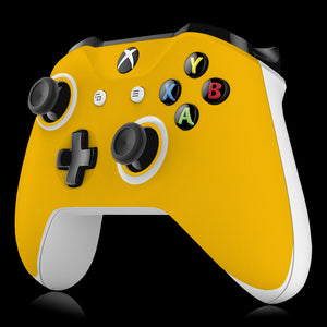 Matte Yellow / No 7 Layer Skinz Custom skin wraps