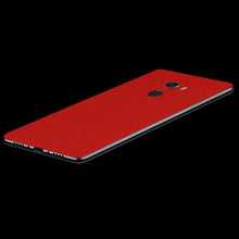 Matte Red 7 Layer Skinz Custom skin wraps
