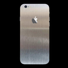 Brushed Aluminium / Back Only 7 Layer Skinz Custom skin wraps