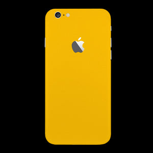 Matte Yellow / Back Only 7 Layer Skinz Custom skin wraps