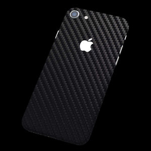 Black Carbon Fiber / Back Only 7 Layer Skinz Custom skin wraps