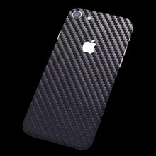 Gunmetal Carbon Fiber / Back Only 7 Layer Skinz Custom skin wraps