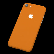 Matte Orange / Back Only 7 Layer Skinz Custom skin wraps