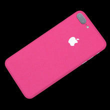Matte Pink / Back Only 7 Layer Skinz Custom skin wraps