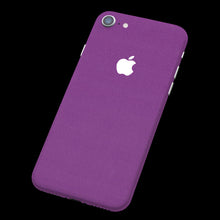 Matte Purple / Back Only 7 Layer Skinz Custom skin wraps