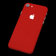 Matte Red / Back Only 7 Layer Skinz Custom skin wraps