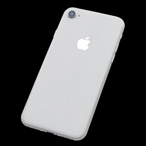 Matte White / Back Only 7 Layer Skinz Custom skin wraps