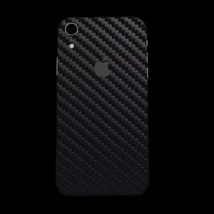 Black Carbon Fiber / Back Only / Absolutely YES! 7 Layer Skinz Custom skin wraps