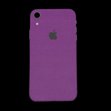 Matte Purple / Back Only / Absolutely YES! 7 Layer Skinz Custom skin wraps