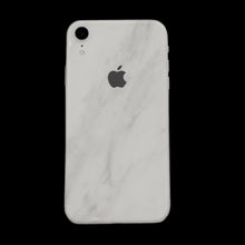 White Marble / Back Only / Absolutely YES! 7 Layer Skinz Custom skin wraps