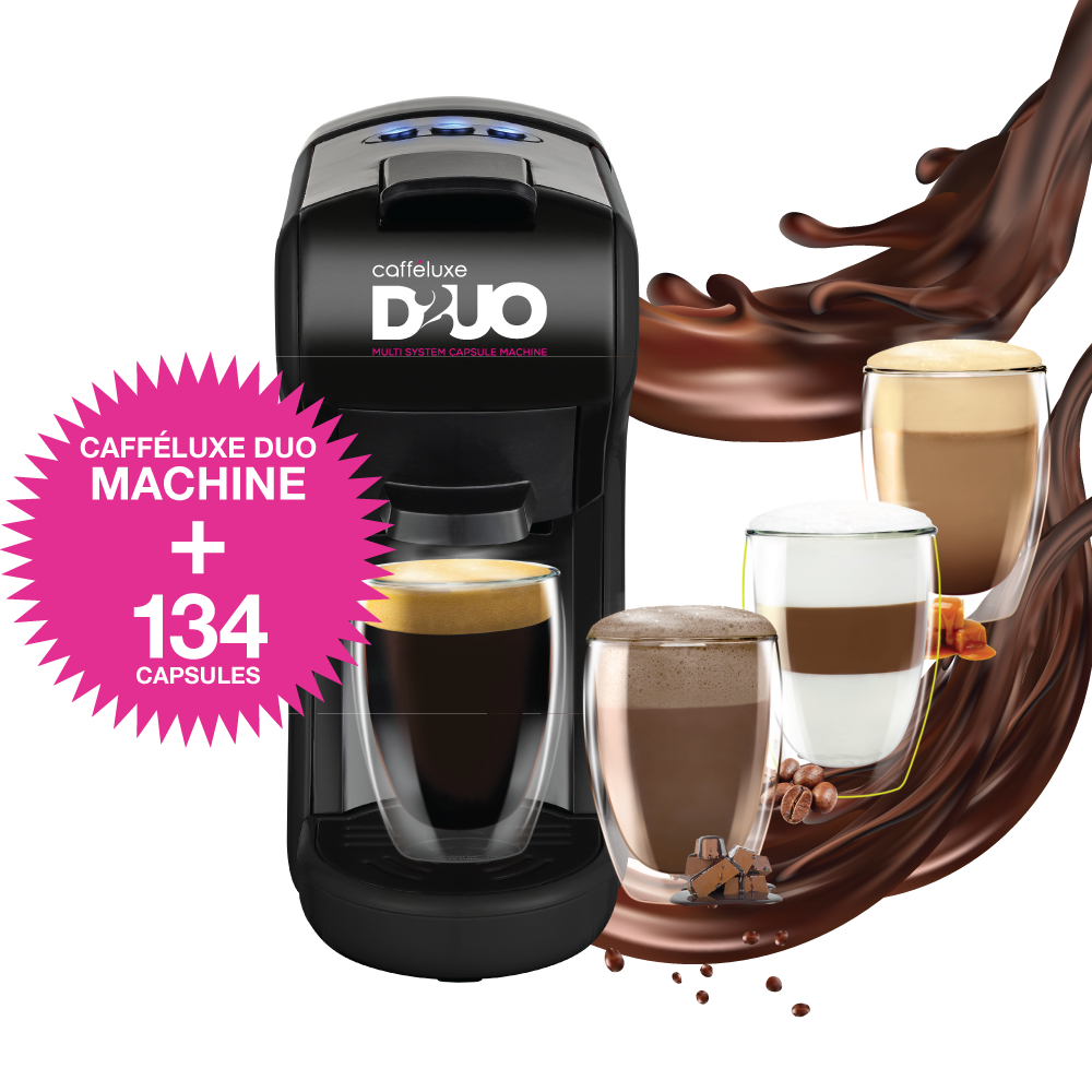 Caffeluxe DUO Machine