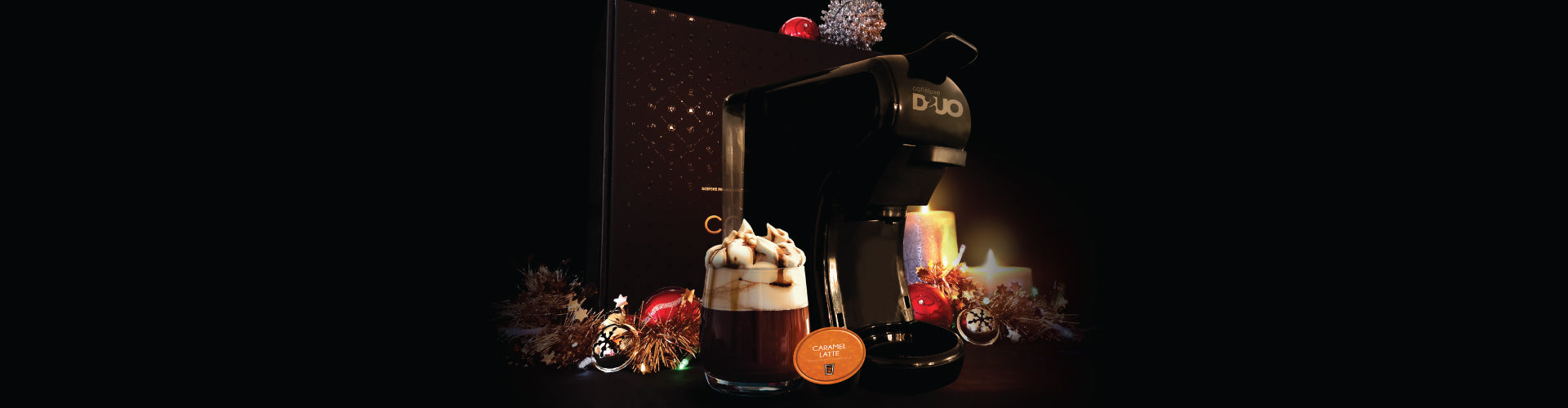 Cafféluxe DUO Coffee Machine