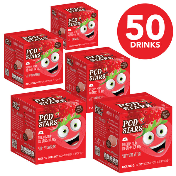 Silly Strawberry Value Pack